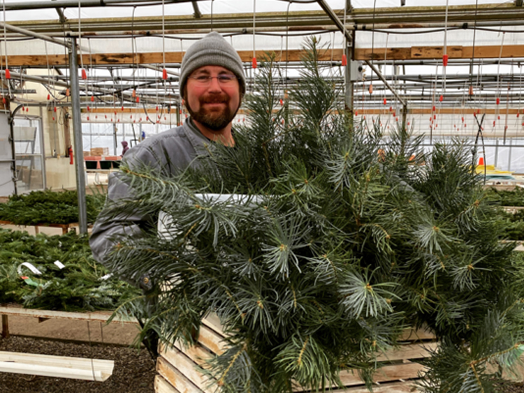 Plant Masters Team Member - Jered Wittkop